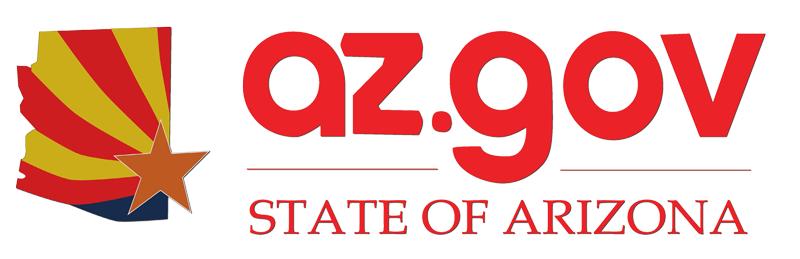 state of arizona logo az.gov